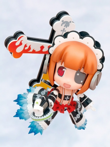 main photo of Nendoroid Ouka-chan Kuuchuusoubi Ver.