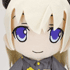 Strike Witches Chara Mofu Plush: Eila Ilmatar Juutilainen