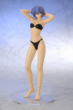 main photo of Ayanami Rei Swimsuit Black ver.