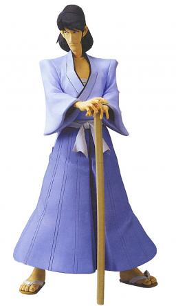 main photo of Ishikawa Goemon DX Stylish Figure 4 ver.
