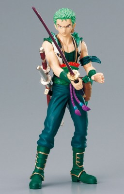 main photo of Bandai One Piece Unlimited Cruise - Part 1: Roronoa Zoro
