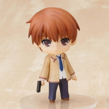 main photo of Nendoroid Petite: Angel Beats Set 02: Yuzuru Otonashi