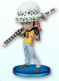 main photo of One Piece World Collectable Figure vol. 5: Trafalgar Law