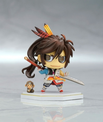 main photo of One Coin Grande Figure Collection Sengoku Basara Second - New Colors: Maeda Keiji