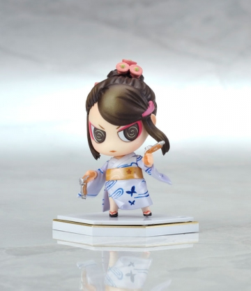 main photo of One Coin Grande Figure Collection Sengoku Basara First - New Colors: Nouhime