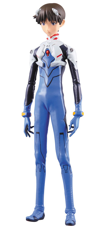 main photo of Real Action Heroes No.449 Shinji Ikari Plugsuit Ver.