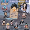 photo of One Piece Mascot Relief Magnet: Juracule Mihawk