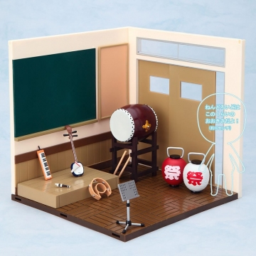 main photo of Nendoroid Playset  # 03: Culture Festival B Set (Hallway Side)