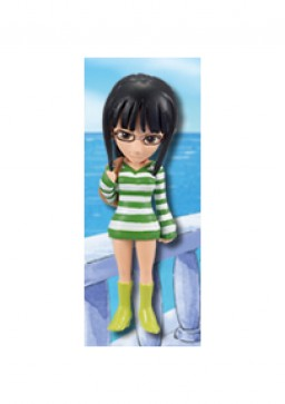 main photo of One Piece World Collectable Figure ~Strong World~ ver.2: Nico Robin
