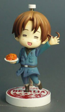 main photo of One Coin Grande Figure Collection Hetalia: Northern Italy Pasta Ver.