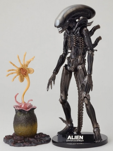 main photo of Sci-Fi Revoltech No.001 Alien