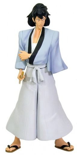 main photo of Ishikawa Goemon DX Stylish Figure 1st TV Ver. 5