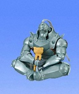 main photo of Bandai Hagane no Renkinjutsushi Brotherhood HGIF Series: Alphonse Elric