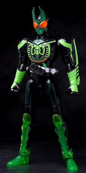 Figure News: First two Kamen Rider OOO OCC releases now shipping
