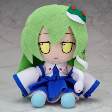 main photo of Touhou Project Plush Series 08: Kochiya Sanae