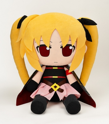 main photo of Lyrical Nanoha Giant Plushie Series 02: Fate Testarossa