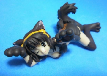 main photo of HGIF The Melancholy of Haruhi Suzumiya #6: Haruhi Suzumiya Dark Brown Ver