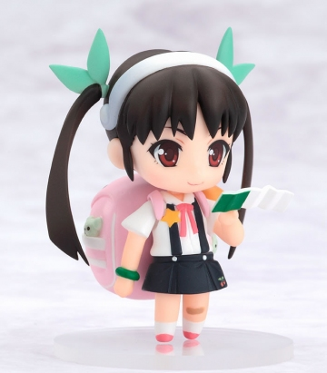 main photo of Nendoroid Petite Bakemonogatari Set #2: Mayoi Hachikuji