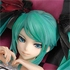 Miku Hatsune World is Mine (Brown Frame)