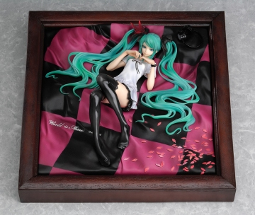 main photo of Miku Hatsune World is Mine Brown Frame Ver.