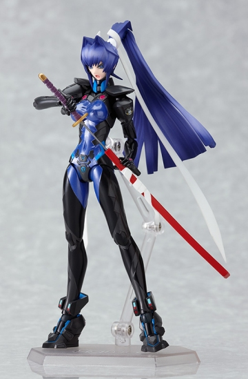 main photo of figma Meiya Mitsurugi UN Troop Ver