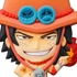 One Piece Mascot Relief Magnet: Portgas D. Ace