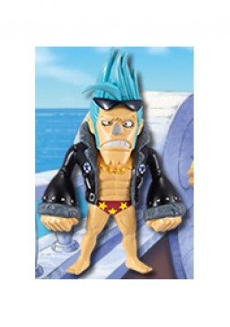 main photo of One Piece World Collectable Figure ~Strong World~ ver.2: Franky