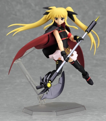 main photo of figma Fate Testarossa The MOVIE 1st Ver