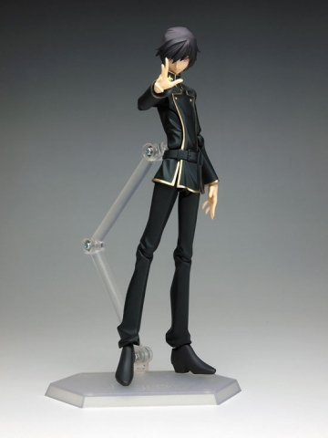 main photo of figma Lelouch Lamperouge