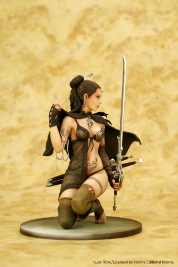 main photo of Fantasy Figure Gallery The Touch of Ice