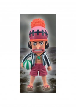 main photo of Usopp World Collection Figure Strong World vol. 6 ver.