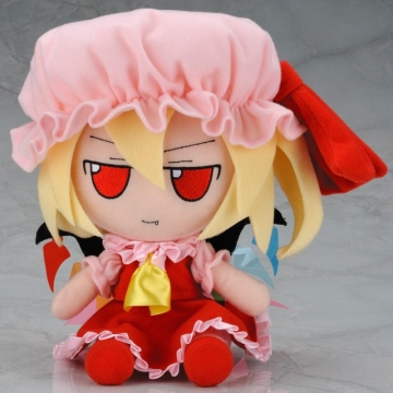 main photo of Touhou Project Plush Series 07: Flandre Scarlet