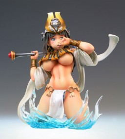 main photo of Queen's Blade Chozo Collection Vol.2: Menace 1P Color