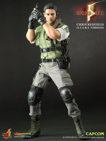 main photo of Video Game Masterpiece Chris Redfield S.T.A.R.S Ver.