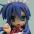 Figure Meister Lucky Star Support Domine Collection Set: Konata Izumi A