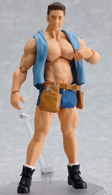 main photo of figma Billy Herrington Christmas & New Year Ver