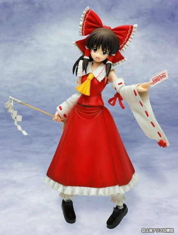 main photo of Figutto! Reimu Hakurei