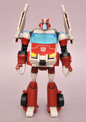 main photo of Autobot Ratchet