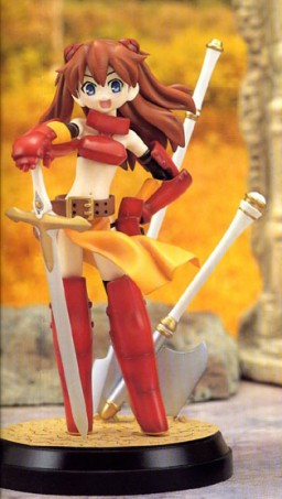 main photo of Shin Seiki EX / Extra: Souryuu Asuka Langley EX Adventure ver.