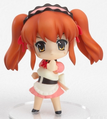 main photo of Nendoroid Petit Melancholy of Haruhi Suzumiya #01: Asahina Mikuru 1