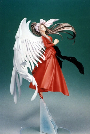 main photo of Belldandy angel wings ver.
