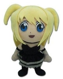 main photo of Great Eastern Death Nore Plushies: Misa Amane