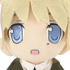 Strike Witches Chara Mofu Plush: Lynette Bishop