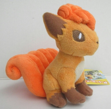 main photo of Pokemon Canvas Plush Collection: Vulpix