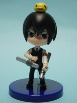 main photo of Deformed Hitman Reborn!  #1: Hibari Kyouya (b)