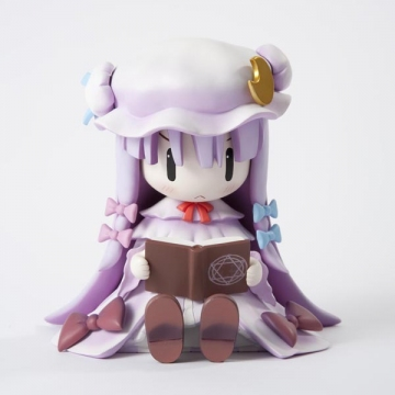 main photo of Tora no Ana Touhou Sofubi: Patchouli Knowledge