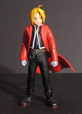 main photo of Edward Elric With Jacket