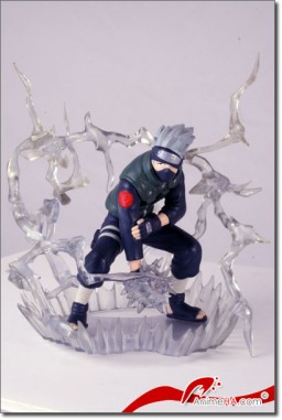 main photo of Naruto Real Collection 1: Kakashi Hatake