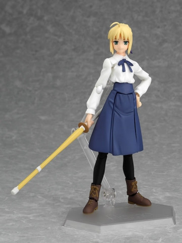 main photo of figma Saber Casual Ver