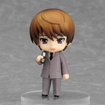 main photo of Nendoroid Petite: Death Note - Case File #02: Light 01